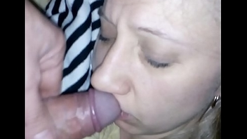 cum on his wife'_s outlook