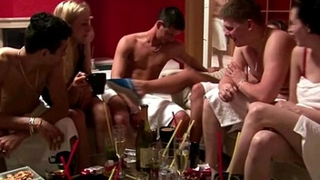 Lodging party Turns into Biggest Swingers in their life