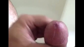pre cum from edging my fat load of shit