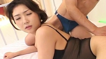 Hatsumi Kudo has ass fucked with sex toys